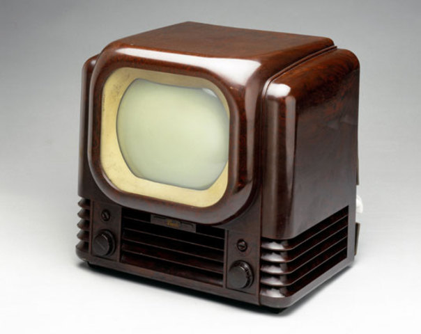 First Public Demonstration of Television