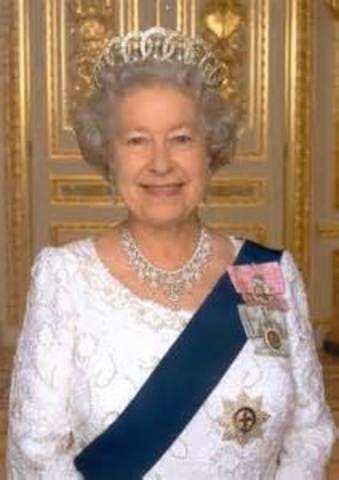 : England's got a new queen