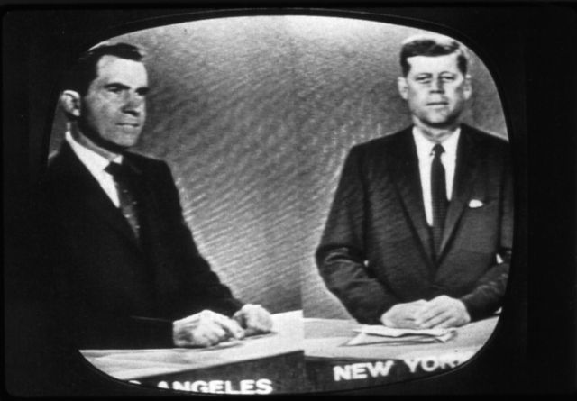First Presidential debate on television