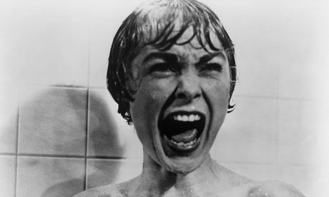 Psycho: An Alfred Hitchcock thriller, based on a pulp novel by Robert Bloch and adapted by Joseph Stefano, which becomes a landmark