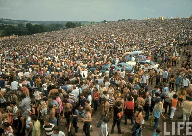 Woodstock came to be the epitome of the counterculture movement.