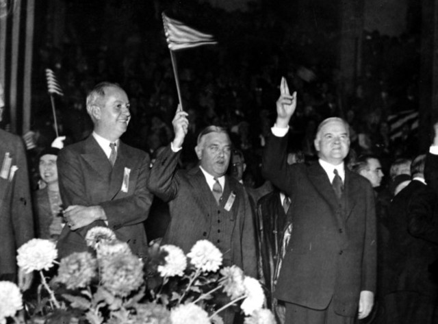 The 1932 Presidential Election