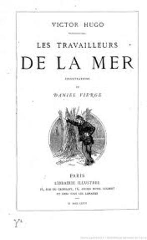 """Publicação de """"Les Travailleus de la Mer"""""""