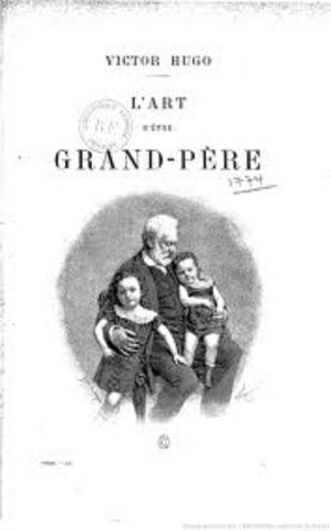 """Publicação de """"L'Art detre Grand Pere"""""""