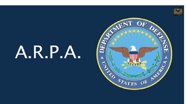 ARPA. ( agencia gubernamental de investigación).