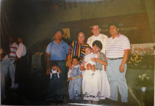 Catholic Baptismal in the PI