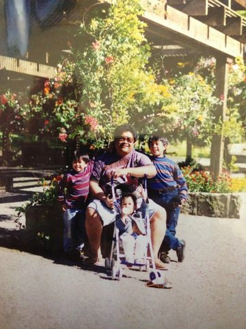 Family Trip to Vancouver