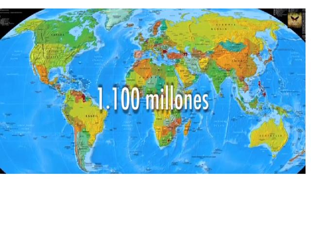 Internet tiene mas de 1.100 millones de usuarios