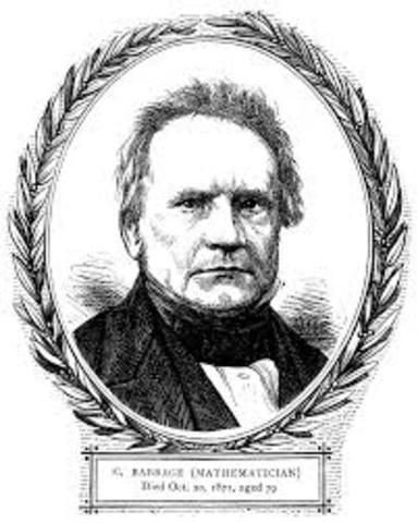 Nacimiento Charles Babbage