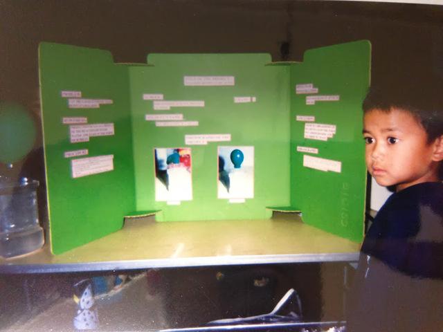 2nd Grade Science Fair