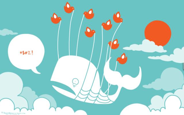 Fail whale o Twitter