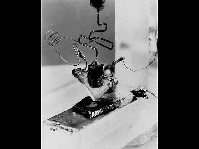 Transistor De Silicio