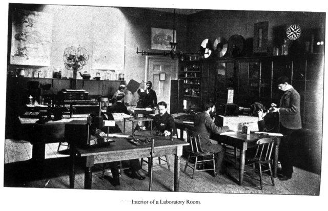 Laboratorio Psicologia Experimental