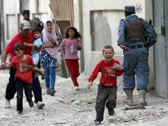 Taliban Controls 80% of Afghanistan