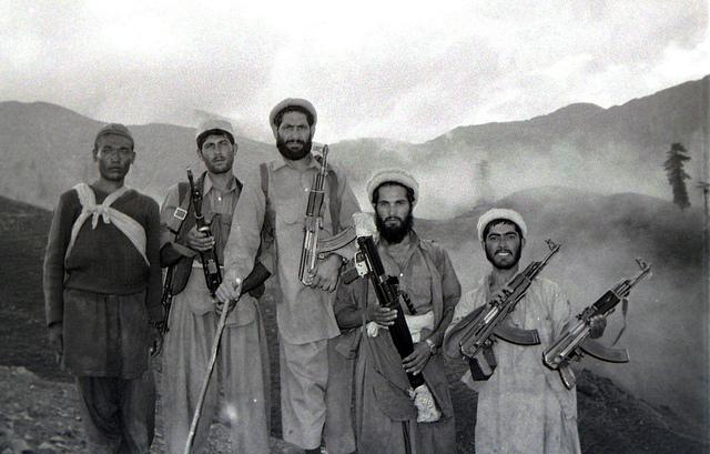Mujahdeen gains Power