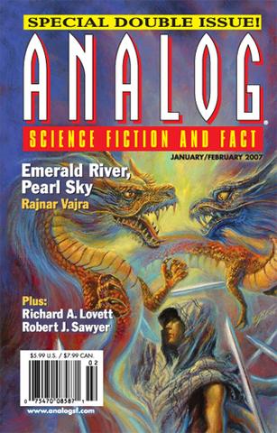 """Astounding"" gradually changes its name to ""Analog"""