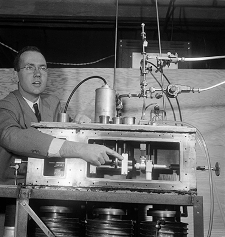 Laser, invented by Townes & Schawlow