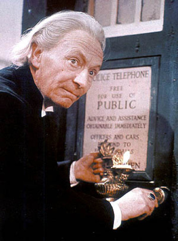 First Dr.Who Episode Airs