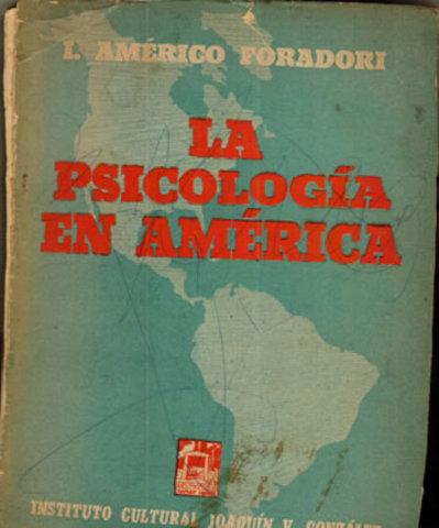 Primer laboratorio de psicometría en latinoamérica