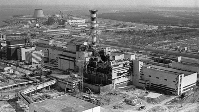 kärnkraft, kärnkreftsolyckan i tjernobyl