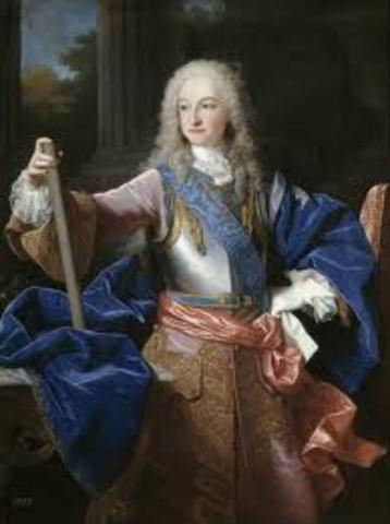 Louis I's reign