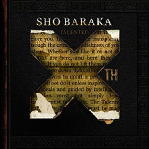 Sho Baraka releases Talented 10th