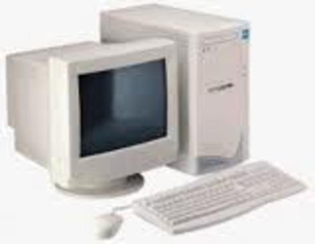 Mi primer contacto con un computador