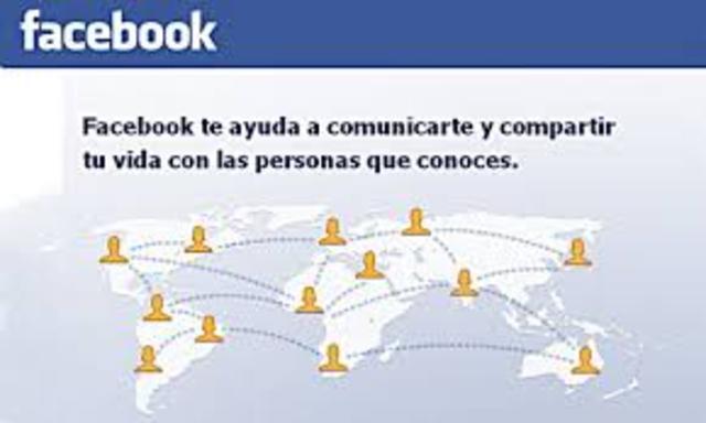 Cree el facebook