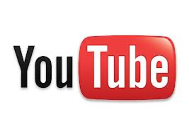 Chad Hurley, Steven Chen y Jawed crean YouTube