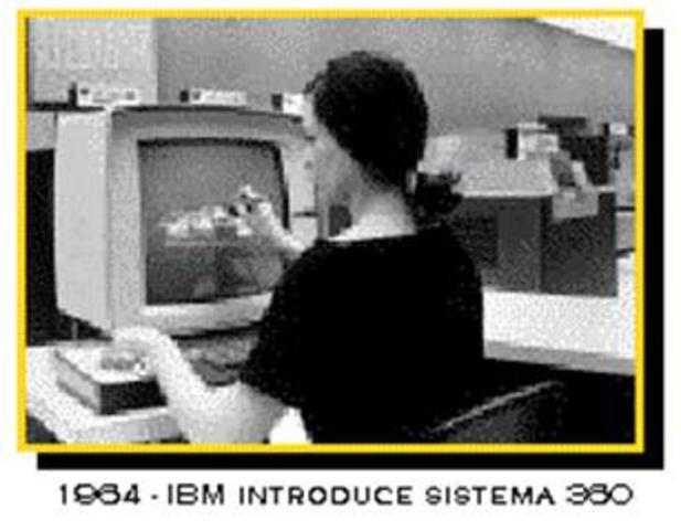 Primer modelo de computadora IBM 360