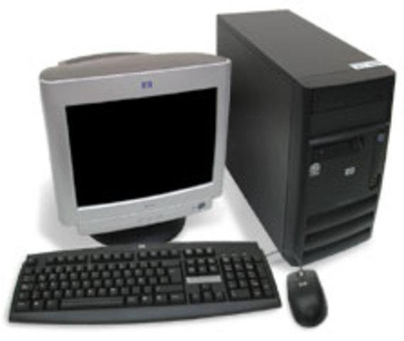 mi primer contacto con el computador
