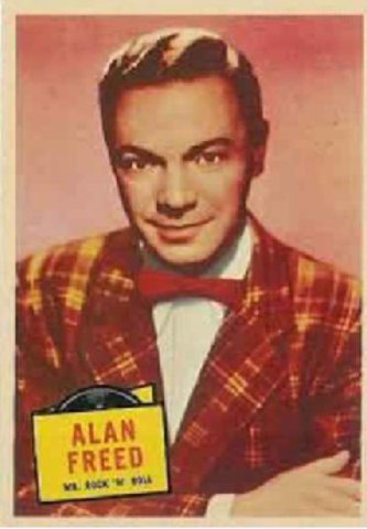 Alan Freed dijo Rock And Roll.