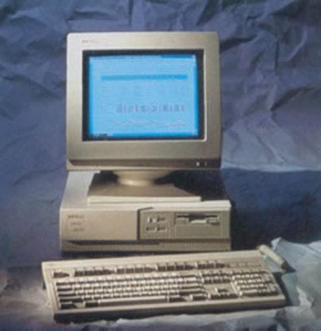 Mi primer contacto con la computadora