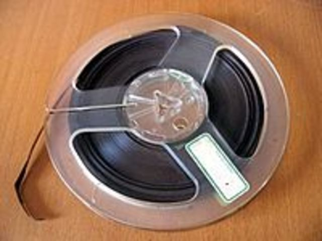 Magnetic Tape Receording