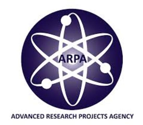 (ARPA) Advance Research Project Agency