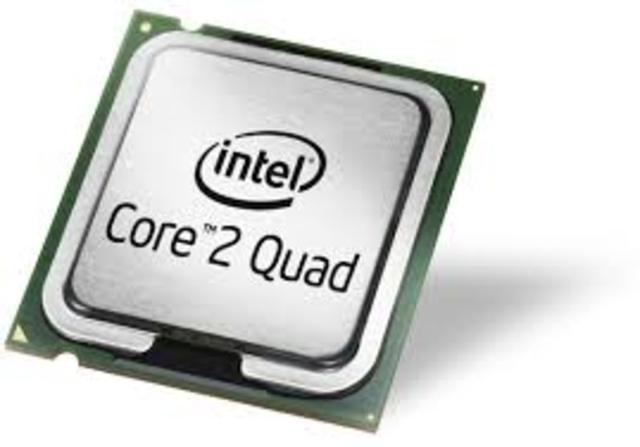 modelo del microprocesador