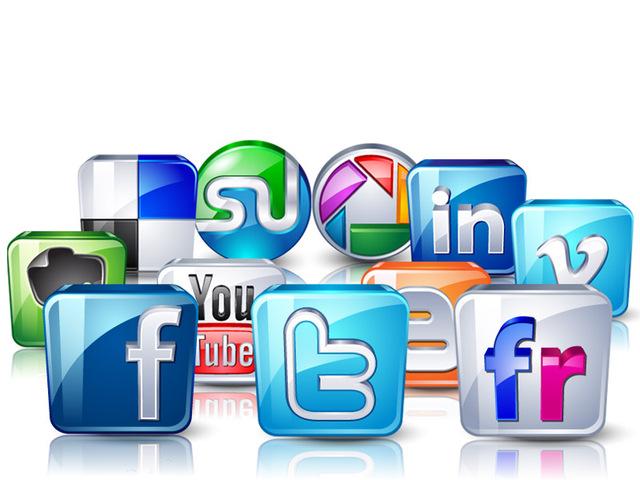 nos ensayan las redes sociales