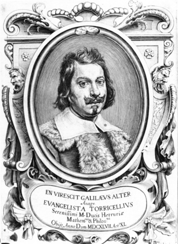 Torricelli Invents the Barometer