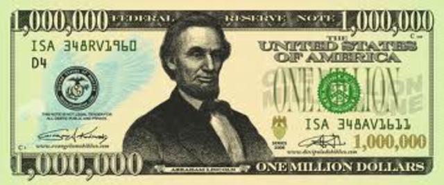 1 Millon De Dolares