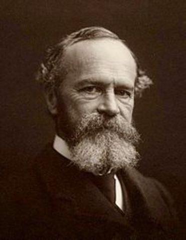 Muere William James