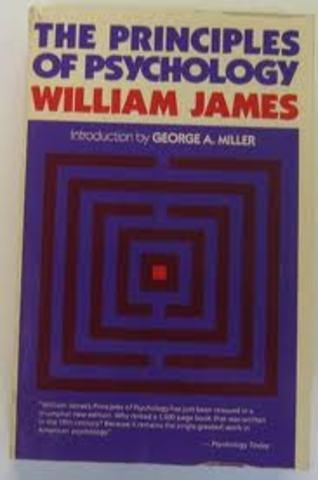 Publicacion de : Principios de la Psicología