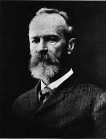 William  James publicó ¿Existe la conciencia?
