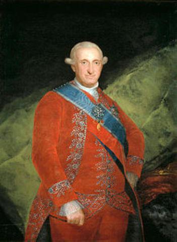 Charles IV's reign