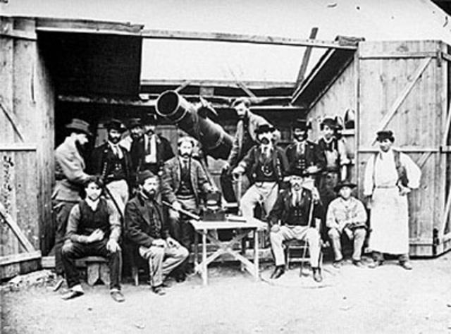 Aparición de los primeros sindicatos
