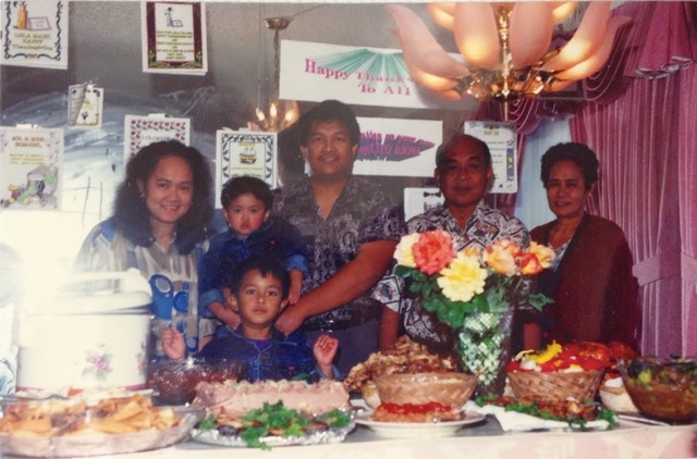 Thanksgiving 1991