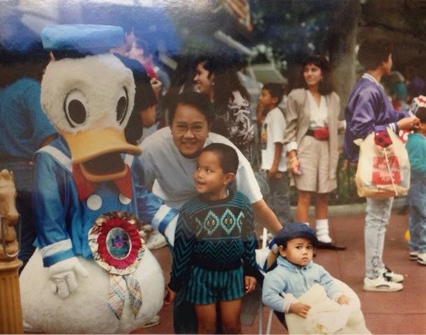 Disneyland 1990