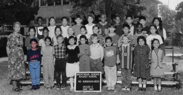 3rd Grade Class Photo