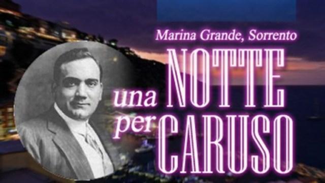 Una notte per Caruso @Sorrento (NA)