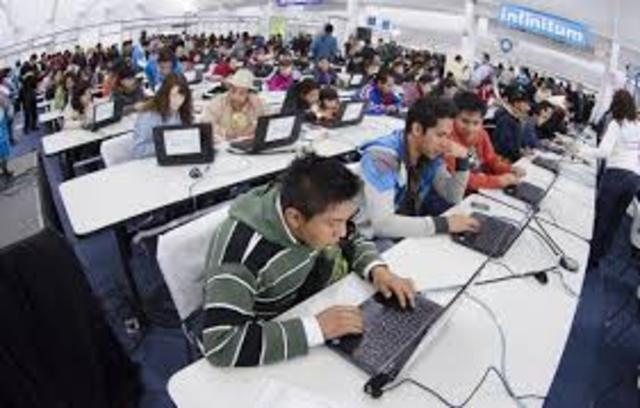 10.000.000 USUARIOS CONECTADOS AL INTERNET
