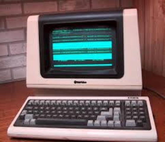 Aparicion Microcomputadoras